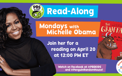 Michelle Obama Is Reading Children's Stories To America